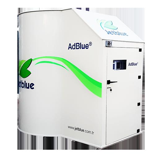 İzolasyonlu Premium Adblue Tankı (Daire)